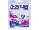 Merial antiparazitní spot-on FRONTLINE dog S  (2-10kg)