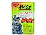 MACs cat kapsa LOSOS/DRŮBEŽ  100g