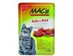 MACs cat kapsa TELECÍ/HOVĚZÍ  100g, zboží skladem