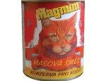 Magnum CAT 855g Masová směs, zboží skladem