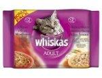 Whiskas Menu CREAMY SOUPS 4x100 g