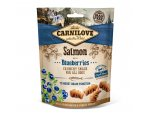 CARNILOVE dog SALMON/blueberries 200g, zboží skladem