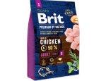 BRIT dog Premium By Nature ADULT S 1kg
