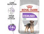 Granule pro psy Royal Canin Mini Sterilised - granule pro kastrované malé psy 1kg, zboží skladem