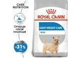 Granule pro psy Royal Canin Mini Light Weight Care - dietní granule pro psy 1kg, zboží skladem