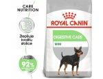 Granule pro psy Royal Canin Mini Digestive Care - granule pro malé psy s citlivým trávením 1kg, zboží skladem