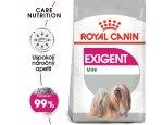 Granule pro psy Royal Canin Mini Exigent - granule pro mlsné malé psy 3kg, zboží skladem