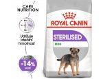 Granule pro psy Royal Canin Mini Sterilised - granule pro kastrované malé psy 3kg, zboží skladem