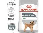 Granule pro psy Royal Canin Mini Dental Care - granule pro psy snižující tvorbu zubního kamene 3kg, zboží skladem