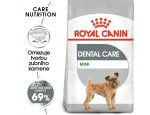 Granule pro psy Royal Canin Mini Dental Care - granule pro psy snižující tvorbu zubního kamene 8kg, doprava zdarma, zboží skladem