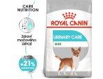 Granule pro psy Royal Canin Mini Urinary Care - granule pro psy s ledvinovými problémy 3kg, zboží skladem