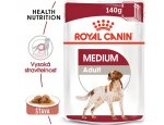Royal Canin Medium Adult - kapsička pro dospělé střední psy  140g