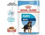 Royal Canin Maxi Puppy - kapsička pro velká štěňata 140g