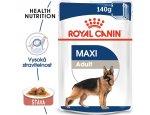 Royal Canin Maxi Adult - kapsička pro dospělé velké psy 140g, zboží skladem