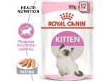 Royal Canin Kitten Instinctive Loaf - kapsička s paštikou pro koťata 85g