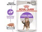 Royal Canin Sterilised Loaf - kapsička s paštikou pro kastrované kočky 85g