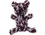 HRAČKA Dog Fantasy bavlněný medvídek 13cm