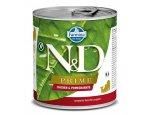 N&D dog PRIME konz. PUPPY chicken/pomegranate  285g