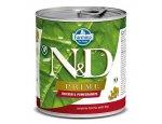 N&D dog PRIME konz. ADULT chicken/pomegranate 285g