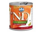 N&D dog GF PUMPKIN konz. PUPPY chicken/pomegranate  285g