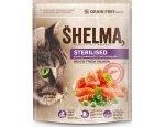 SHELMA cat STERILISED salmon 750g
