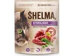 SHELMA cat STERILISED beef 750g