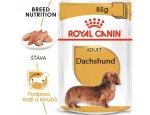 Royal Canin Dachshund Loaf - kapsička s paštikou pro jezevčíka 85g, zboží skladem