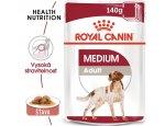 Royal Canin Medium Adult - kapsička pro dospělé střední psy 10x140g