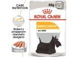 Royal Canin Dermacomfort Dog Loaf - kapsička s paštikou pro psy s problémy s kůží 12x85g