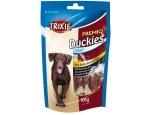 Trixie dog pochoutka DUCKIES light kosti potažené masem 100g