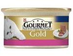 GOURMET GOLD jemná paštika HOVĚZÍ  85g