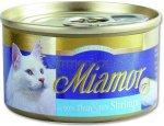 MIAMOR konzerva Feine Filets 100g Tuňák a krevety, zboží skladem