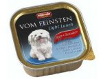 ANIMONDA dog paštika LIGHT LUNCH 150g Krůta/šunka