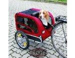 VOZÍK pro psa za JÍZDNÍ KOLO (trixie) S-do 20kg