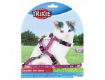 Postroj (trixie) CAT pro koťata s vodítkem 8mm/21-34cm/1,2m