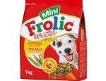 FROLIC HOVĚZÍ + zelenina 4kg - trhlý - k dispozici 1ks