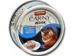ANIMONDA cat konzerva CARNY OCEAN tuňák/mořské plody 80g, zboží skladem