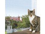 SÍŤ ochranná pro kočky  3x2m / černá