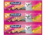 Vitakraft CAT stick MINI 3ks KRŮTA + JEHNĚ