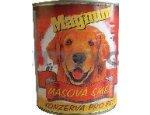 Konzervy pro psy Magnum PES 855g Masová směs, zboží skladem
