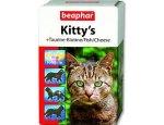 Beaphar cat poch. KITTY'S MIX 180tbl